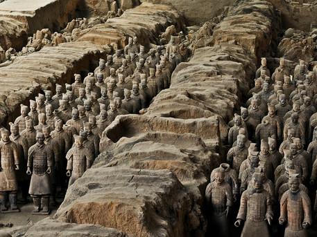 Xian: Terracotta Yeraltı Ordusu