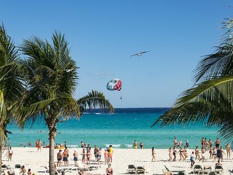 Meksika'nın Antalyası : Cancun