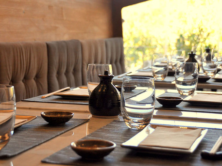 İstanbul'daki En İyi Sushi Restoranları