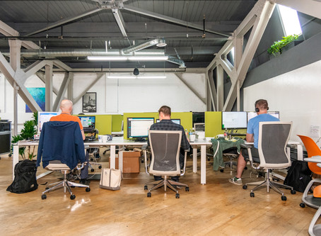 1- What kind of amenities you should look for when choosing a coworking space?