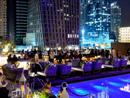 Dubai'de Nerede Yesek?