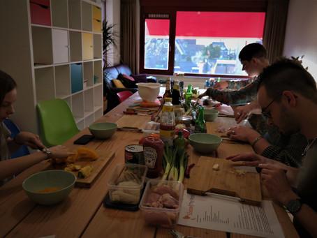 Workshop voor Link-INN jongeren
