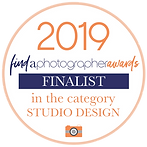 Find A Photographer Awards Studio Design