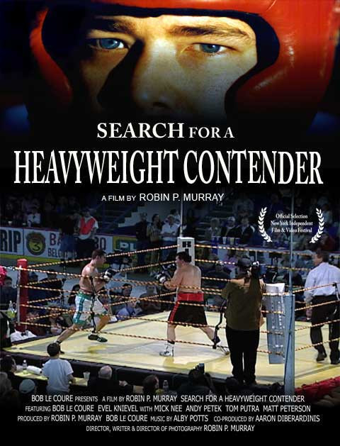 Search for Heavyweight Contender