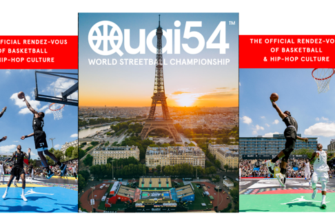Quai 54 – World Streetball Championship