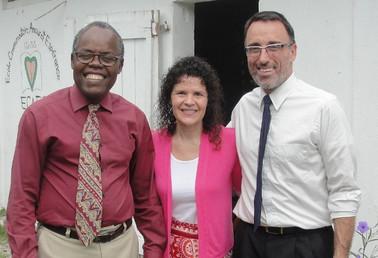 Pastors John, Cindi & Jeff