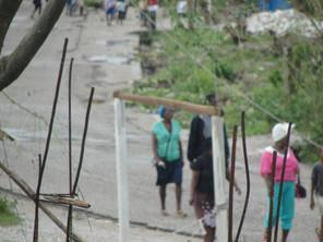 Haiti Hurricane 10-4-2016