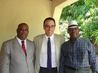 Pastors Etienne & Jeff