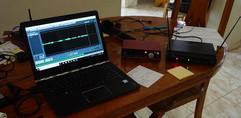 Recording Radio - Haiti