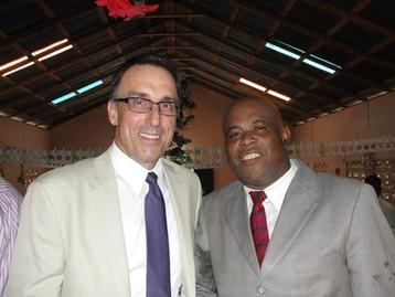Pastors Jeff & Etienne