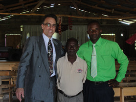 Pastors Jeff, Felix & Prince