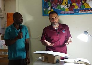 Radio Recording - Haiti