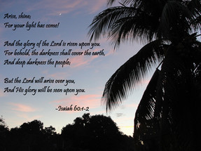 Isaiah 60:1-2