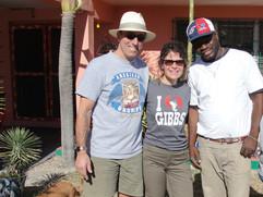 Jeff, Cindi & Junior