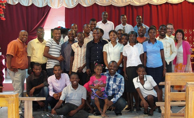 With Pastors in Solon