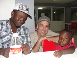 Junior, Jeff & Jeff