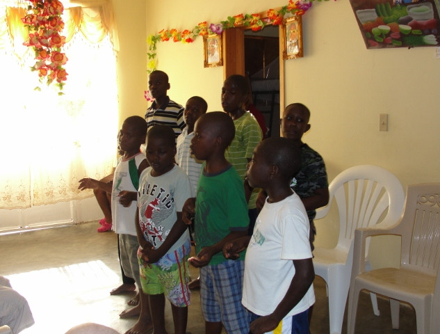 Haiti orphanage- boys singing.jpg