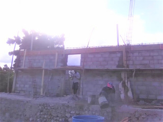 Heart of the Father Haiti - School Building