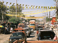 Streets in Port-au-Prince