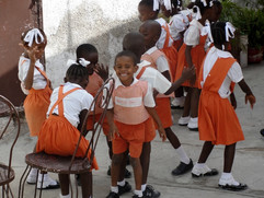 Haiti 2014 school days