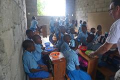 School food program - Haiti