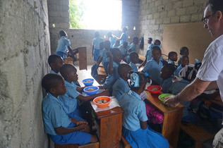 School food program - Haiti