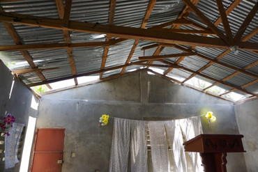 New Roof in Carrefour-Simon