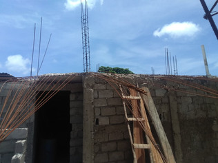 Construction of Orphanage, Heart of the Father,  -Haiti 3 2021.jpg