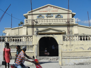 Church in Les Cayes