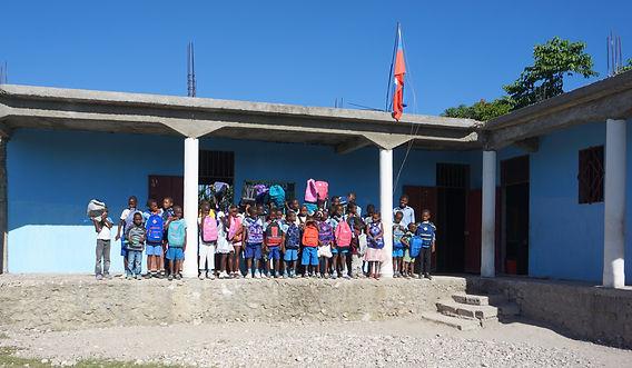 Christian School - Haiti - Heart of the