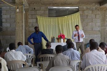 Teaching the Pastors