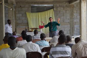 Teaching about Jesus