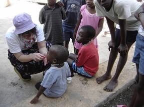 Cindi - Haiti  - brushing teeth.jpg