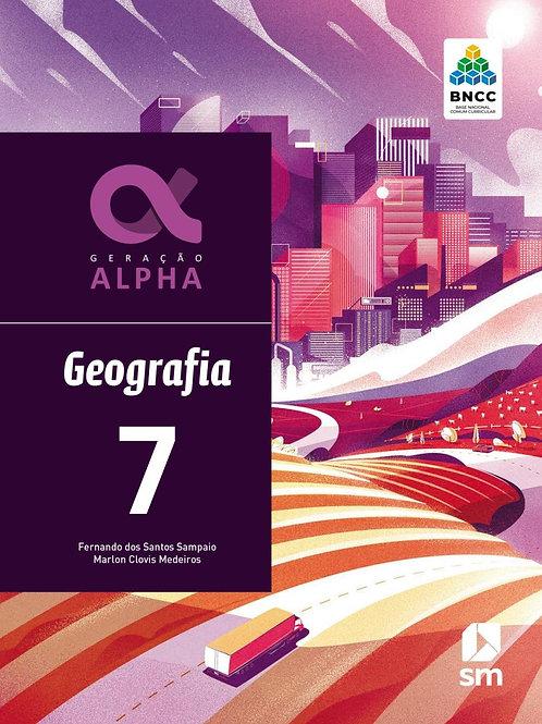 GEOGRAFIA - GERAÇÃO ALPHA