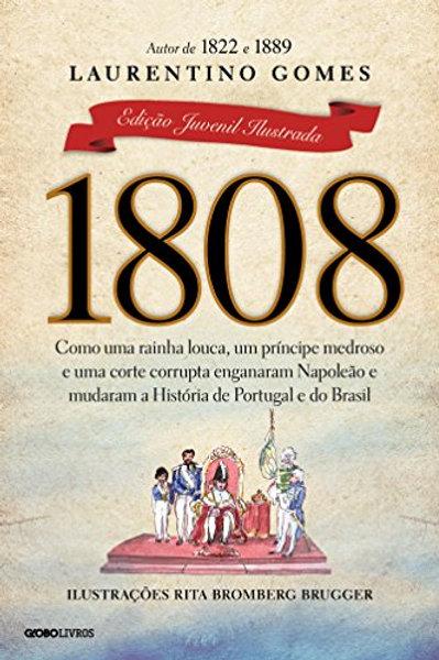 1808 (edição juvenil ilustrada)