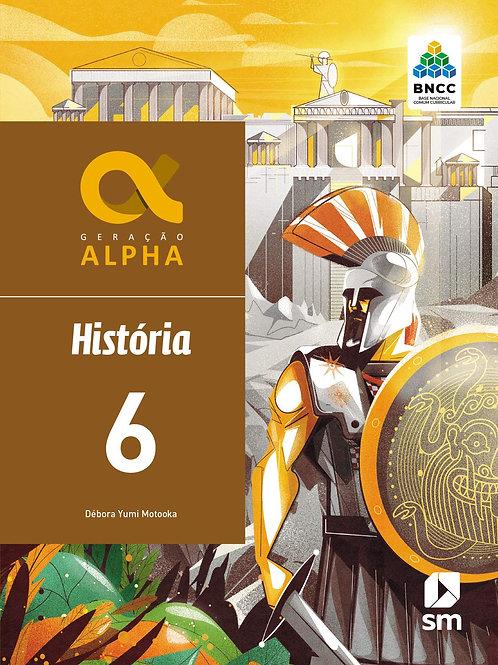 HISTÓRIA - GERAÇÃO ALPHA