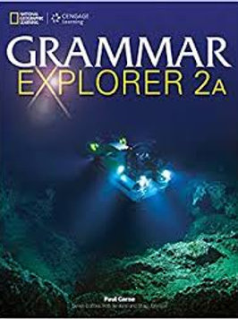 GRAMMAR EXPLORER 2A