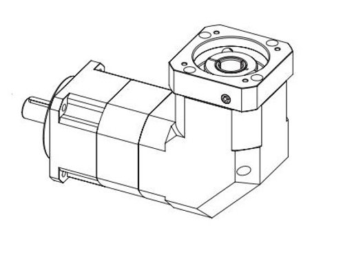 Planetary Gearbox Right Turn