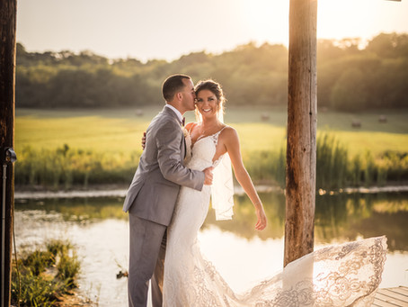 Deer Ridge Estate Wedding | Elaine & Bobby