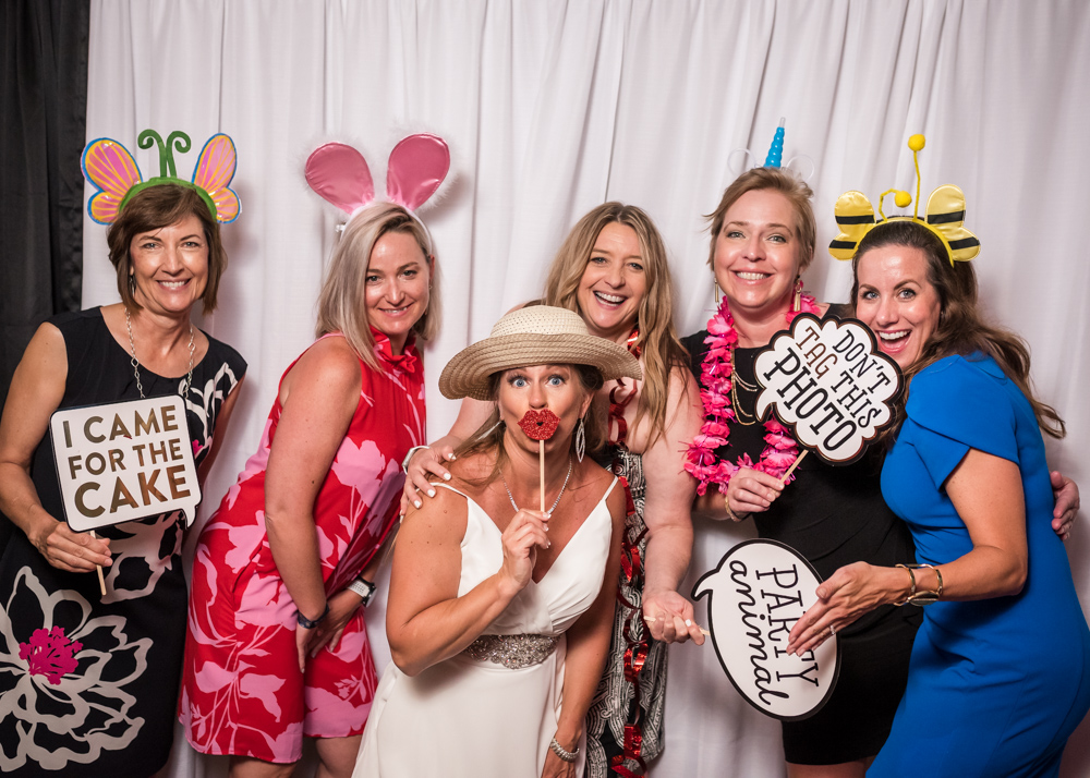Lake of the Ozarks Wedding Photo Booth