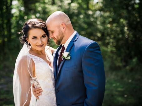 Mozingo Lake Wedding | Madeline & Tyler