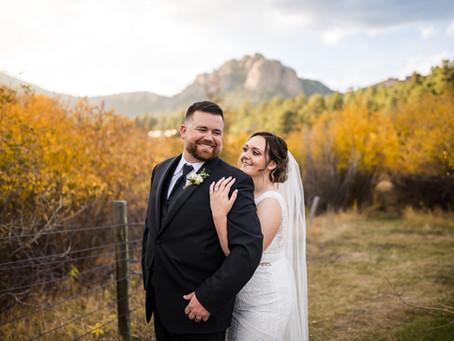 Colorado Wedding | Kaitlyn & Bill