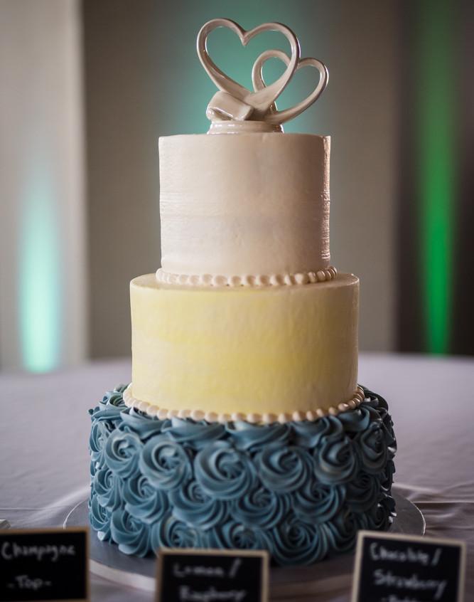 Lake of the Ozarks Wedding Reception Details