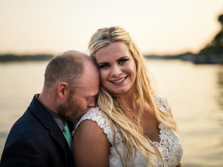 Lake Shore Plaza Wedding | Liz & Logan