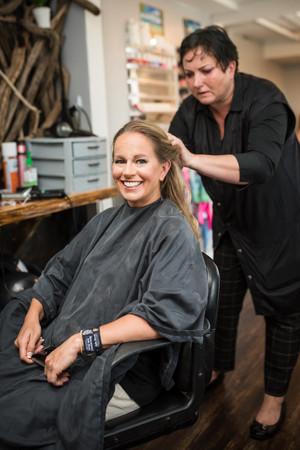 Lake of the Ozarks Wedding Salon Prep Makeup