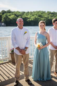 Lake of the Ozarks Wedding Processional