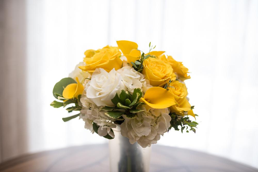 Lake of the Ozarks Wedding Flowers High Key