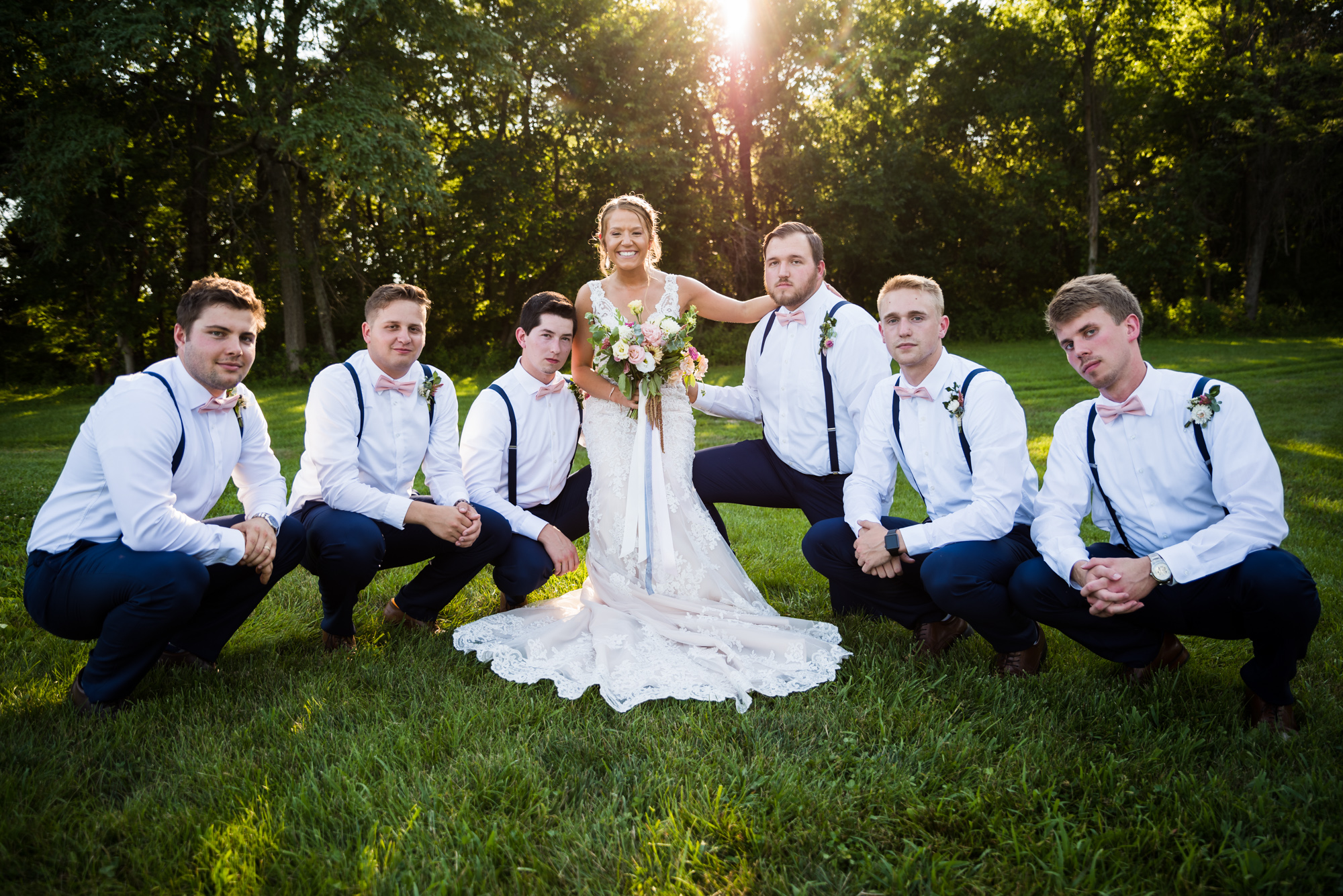 Wedding Photo in Kansas City