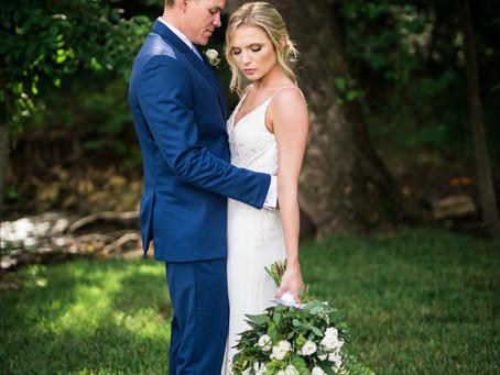 The Venue at Willow Creek Wedding | JayJay & Jordan