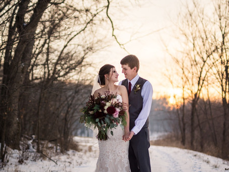 The Barn at Schwinn Produce Farm Wedding | Julia & Clark